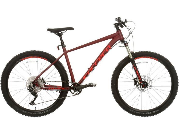 Carrera Fury Mens Mountain Bike 2020 - Red - S, M, L Frames