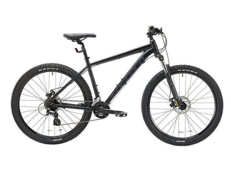 Carrera Vengeance Mens Mountain Bike 2020 - Black - XS, S, M, L, XL Frames