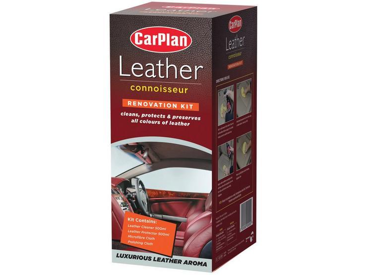 CarPlan Leather Connoiseur