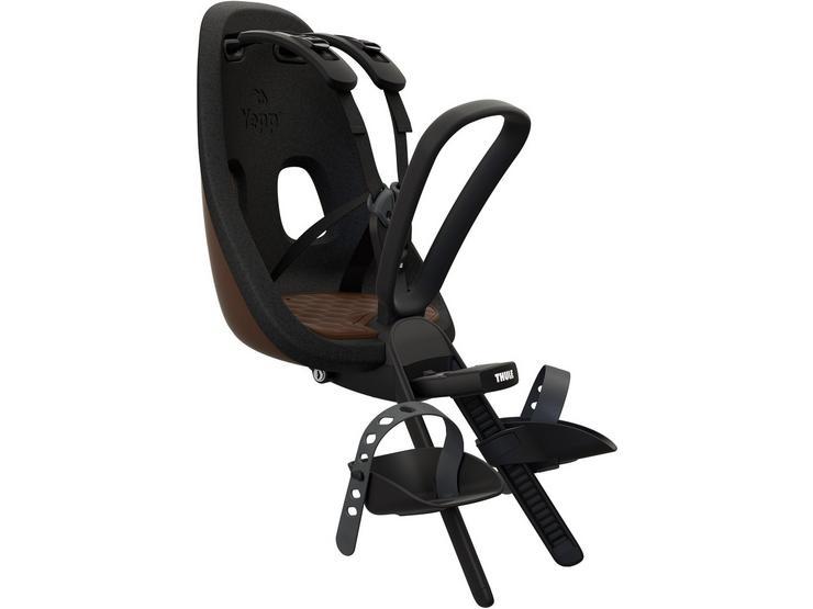 Thule Yepp Nexxt Mini Child Bike Seat - Chocolate Brown