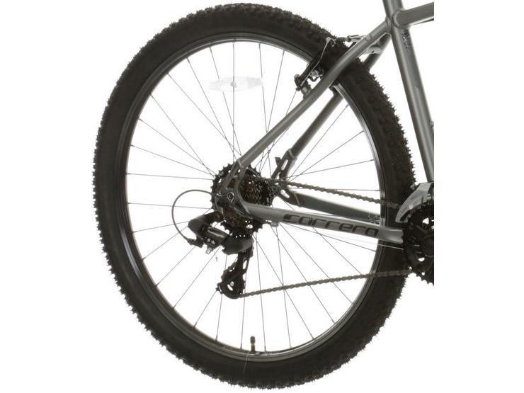 Carrera Valour Mens Mountain Bike 2020 - Grey, X Small