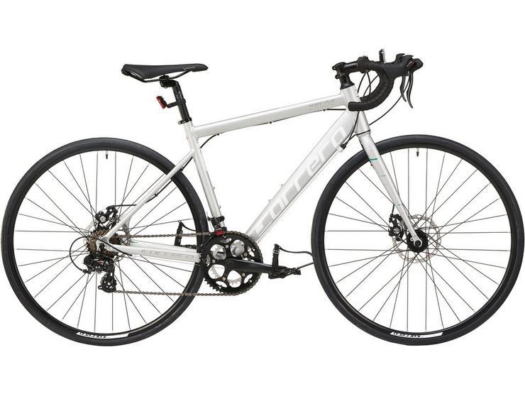 Carrera Zelos Womens Road Bike 2020 - Silver - S, M, L Frames