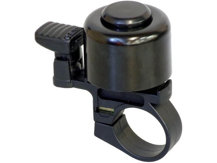 Halfords Black Ping Bike Bell