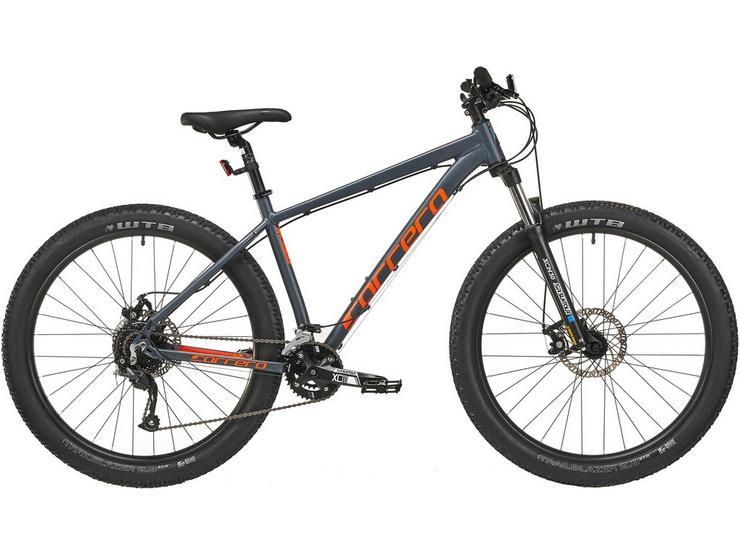 Carrera Vendetta Mens Mountain Bike 2020 - Grey - S, M, L Frames