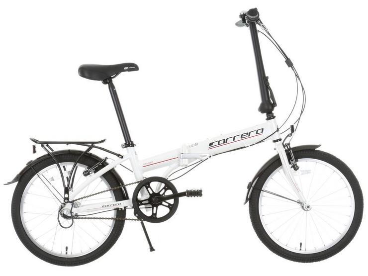 Carrera Transit Folding Bike