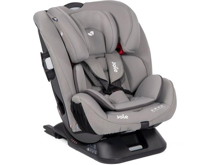 Joie Every Stage FX Group 0+/1/2/3 Baby Car Seat - Grey Flannel