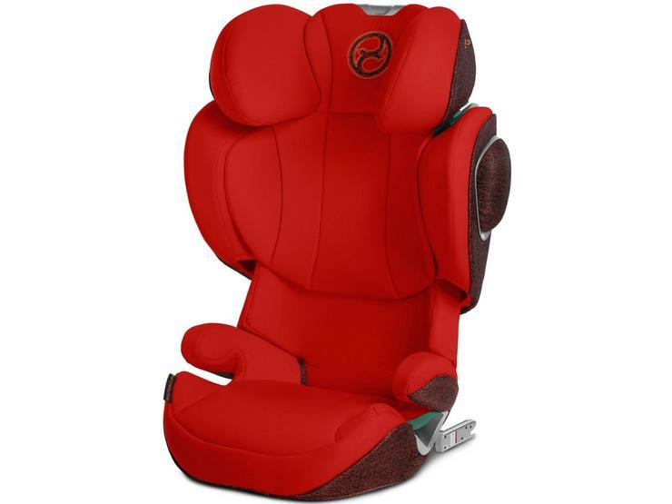 Cybex Solution Z i-Fix Group 2/3 Car Seat - Autumn Gold