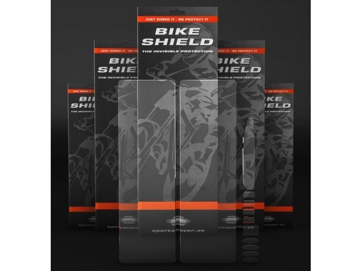 Bike Shield - Full Pack Oversize - Matte