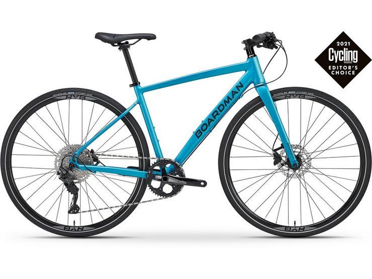 Boardman HYB 8.8 Womens Hybrid Bike 2021 - S, M, L Frames