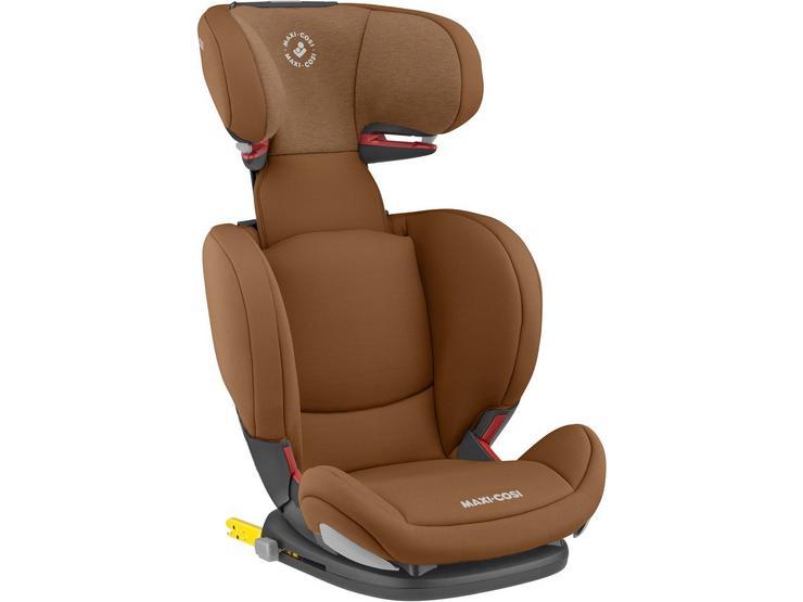 Maxi-Cosi RodiFix Air Protect Booster Seat - Authentic Cognac