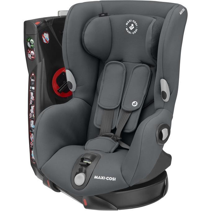 Maxi Cosi Axiss Child Car Seat Authentic Graphite Halfords Uk