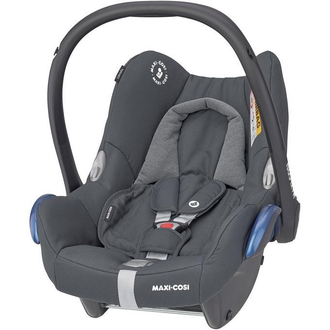 Maxi Cosi Cabriofix Group 0 Child Car Seat Essential Graphite Halfords Uk