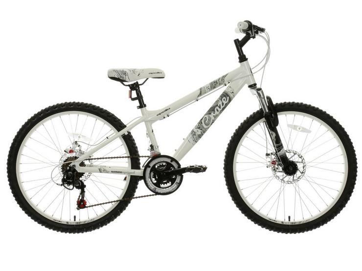 """Apollo Craze Junior Mountain Bike - 24"""" Wheel"""