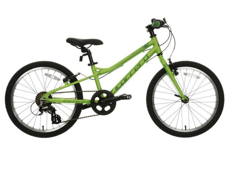 "Carrera Abyss Junior Hybrid Bike - 20"" Wheel"