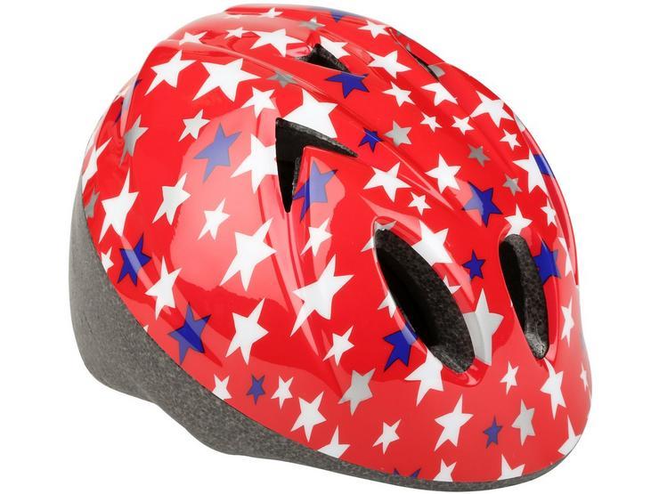 Stars Toddler Bike Helmet (44-50cm)