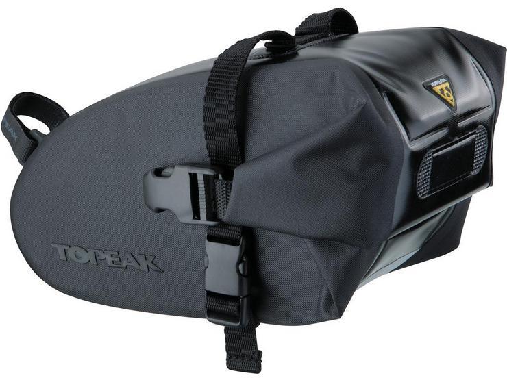 Topeak Wedge DryBag Saddle Bag with Strap