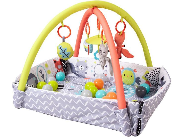 Red Kite Ball Playgym - Peppermint Trail