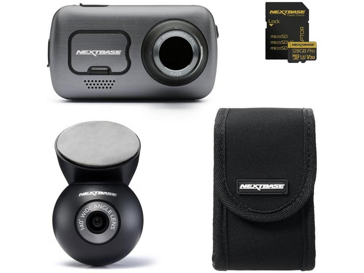Nextbase 622GW Front & Rear Dash Cam Bundle with Fitting