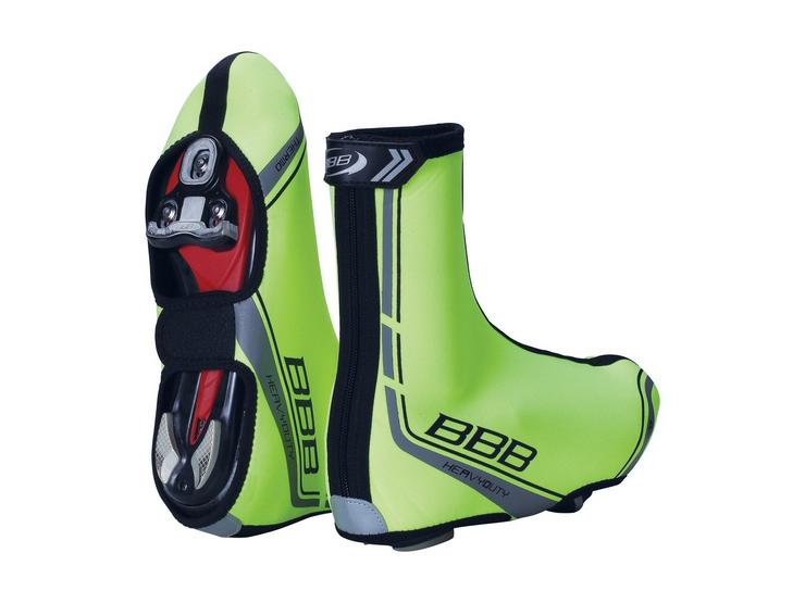 BBB HeavyDuty Overshoes Neon, 37-38