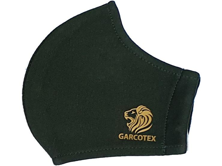 Garcotex Health Protection Face Mask - Black