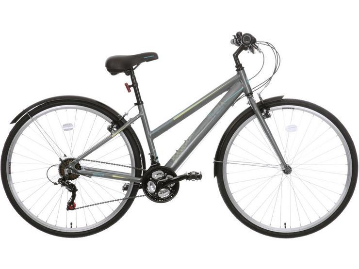 """Apollo Theia Womens Hybrid Bike - 18"""""""
