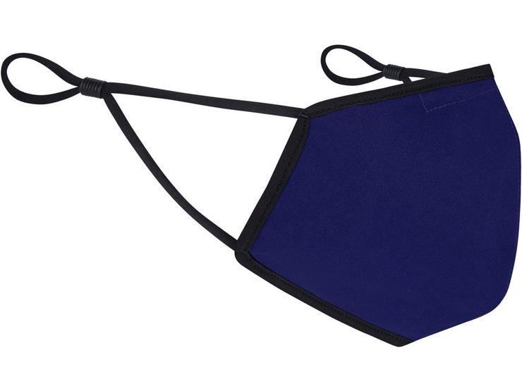 Element Reusable Face Covering, Plain Royal Blue