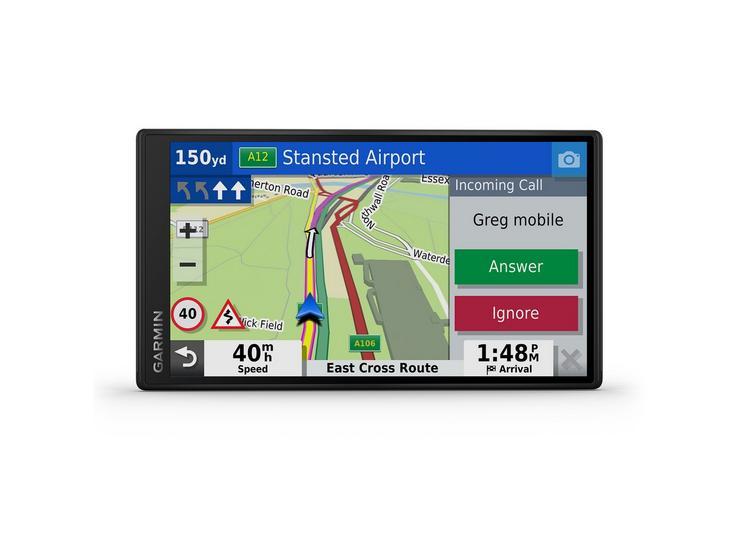 Garmin DriveSmart 55 MT-S Sat Nav with Full Europe Maps