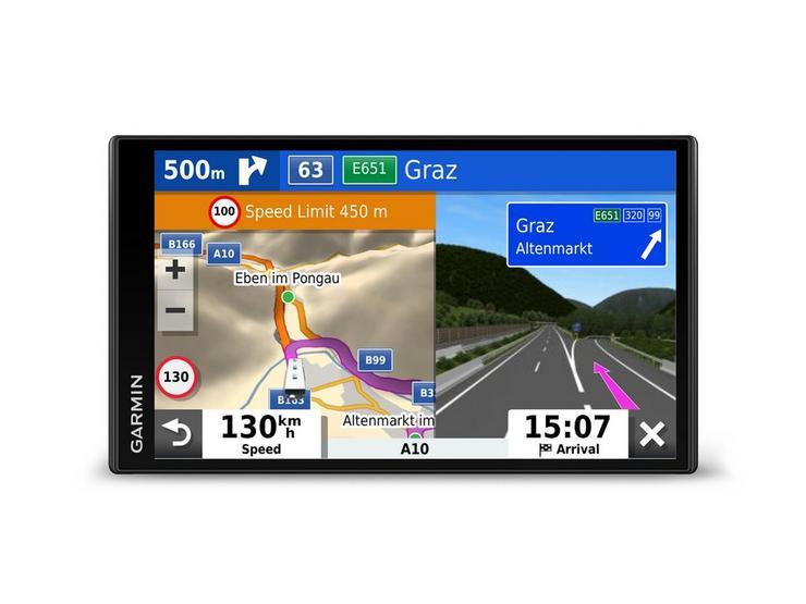 Garmin Camper 780 MT-S  Sat Nav With Full Europe Maps