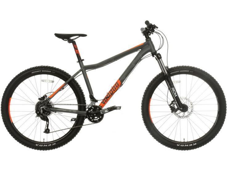 """Voodoo Braag Mens Mountain Bike - Grey - 16"""", 18"""", 20"""", 22"""" Frames"""