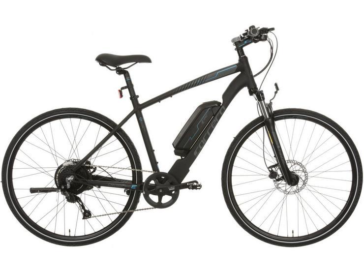 "Carrera Crossfire E Mens Electric Hybrid Bike 2.0 - 17"", 19"", 21"" Frames"