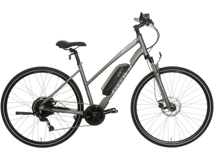 "Carrera Crossfire Womens Electric Hybrid Bike 2.0 - 16"", 18"" Frames"