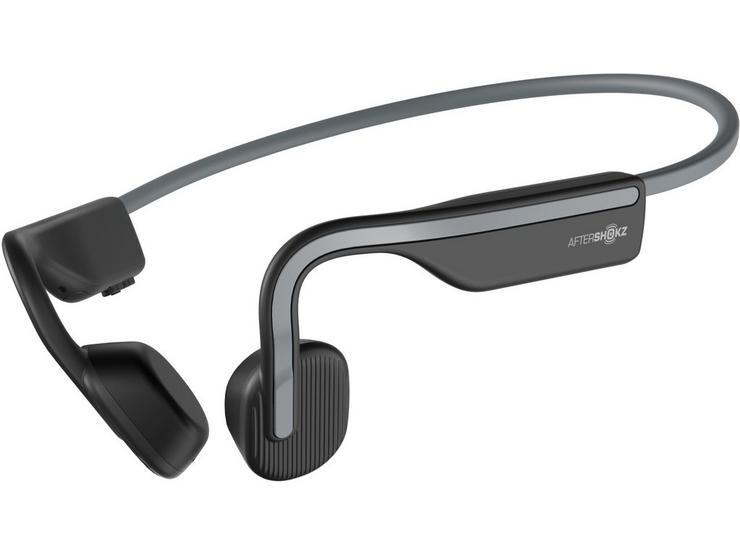 AfterShokz OpenMove Bluetooth Headphones - Slate Grey