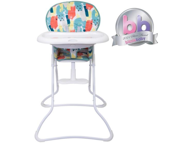 Graco Snack 'n' Stow High Chair-Paintbox