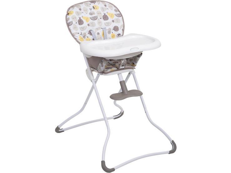 Graco Snack 'n' Stow High Chair-Fruitella