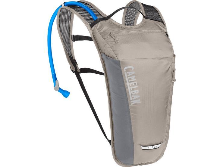 Camelbak Rogue Light Hydration Pack 5L + 2 Litre/70oz - Aluminum