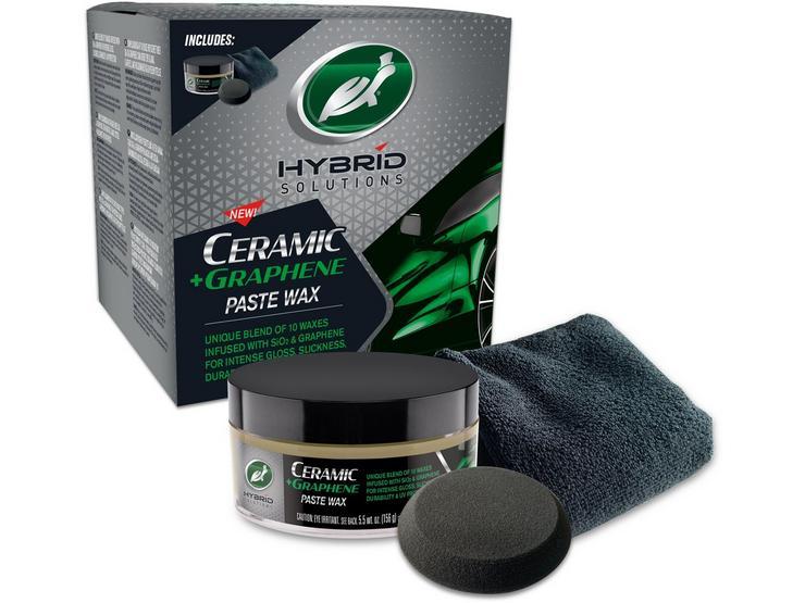 Turtle Wax Hybrid Solutions Ceramic & Graphene Paste Wax Kit