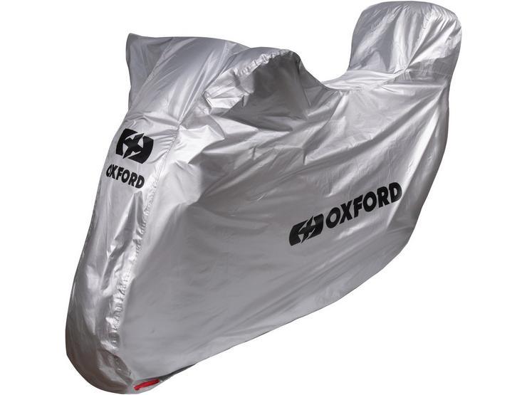 Oxford Rain Cover W/Topbox Small