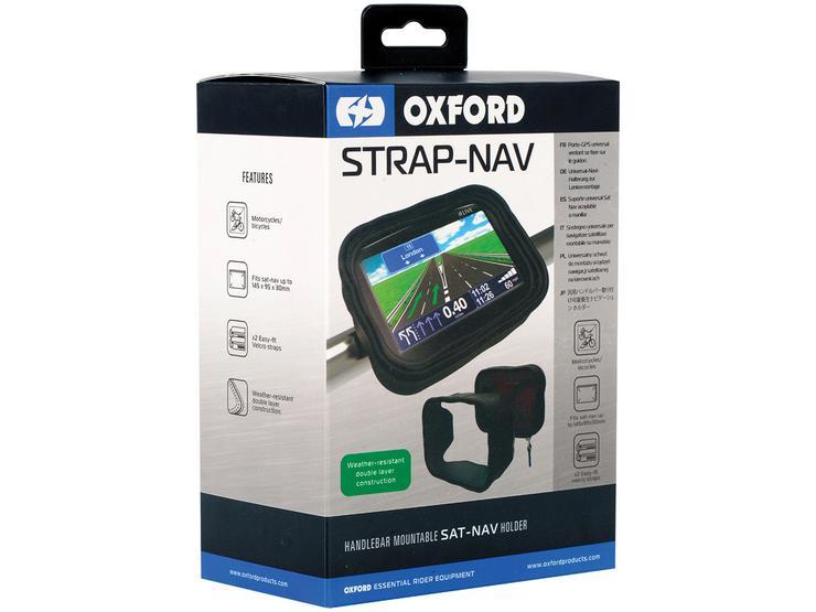 Oxford Strap-Nav Sat Nav Holder