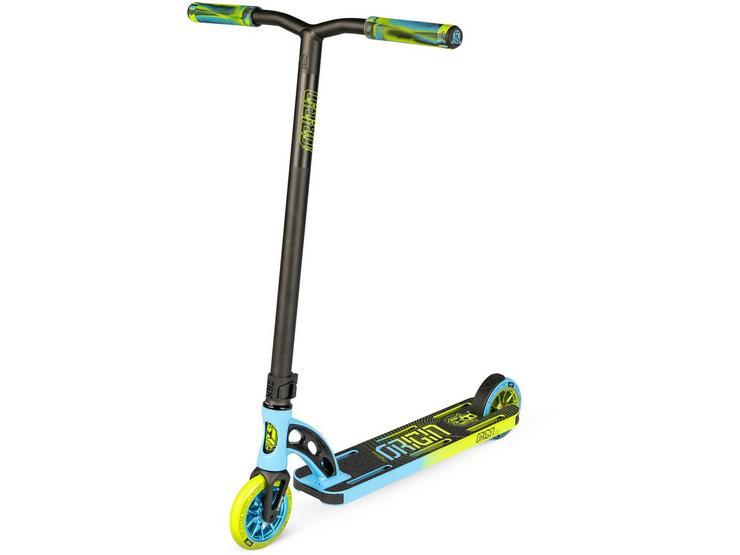 MGP VX Origin Pro Stunt Scooter - Blue/Lime