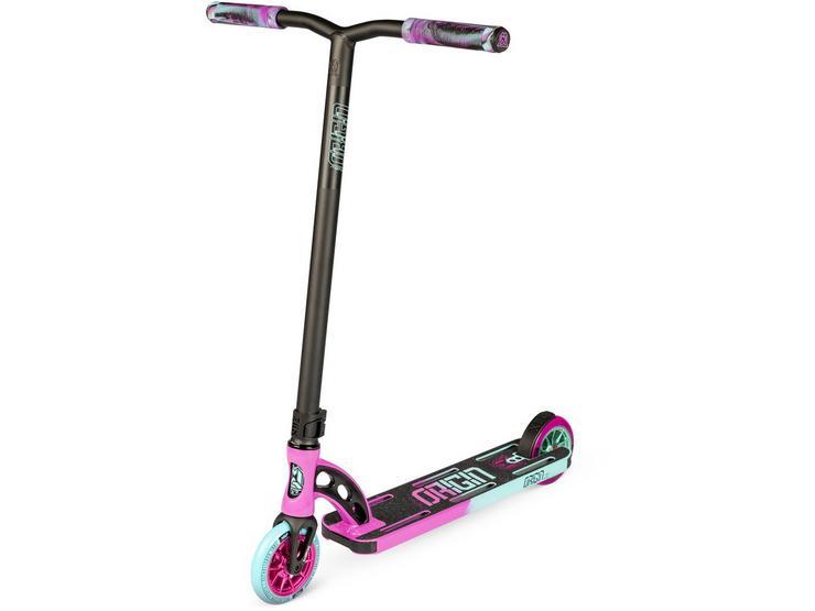 MGP VX Origin Pro Stunt Scooter - Pink/Teal