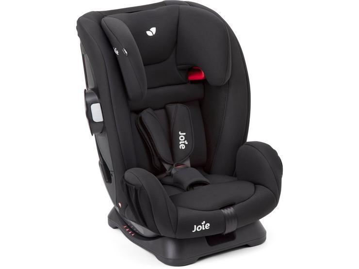 Joie Fortifi Group 1/2/3 Car Seat - Coal