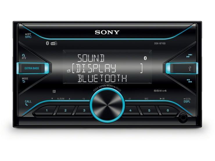 Sony DSX-B710D DAB Car Stereo