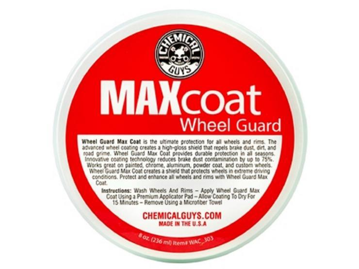 Chemical Guys Wheel Guard Max Coat Wheel Sealant