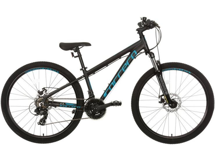 "Carrera Hustle Junior Mountain Bike - 26"" Wheel"