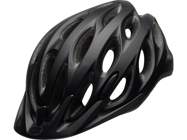 Bell Tracker Helmet, Matt Black, 54-61cm