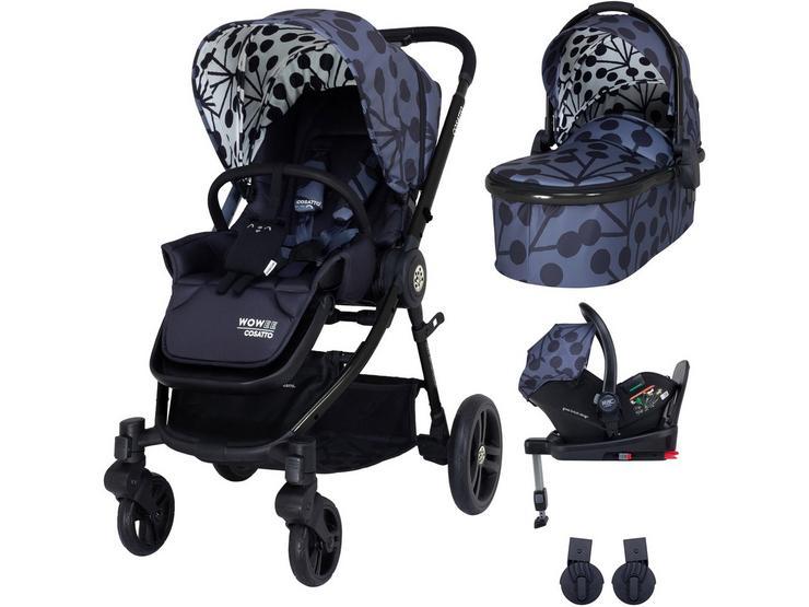Cosatto Wowee Car seat and i-Size Base Bundle - Lunaria