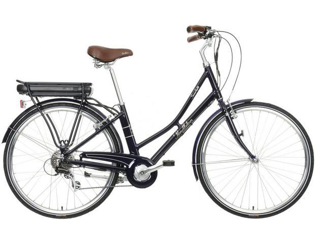 Pendleton Somerby Electric Bike - Midnight Blue