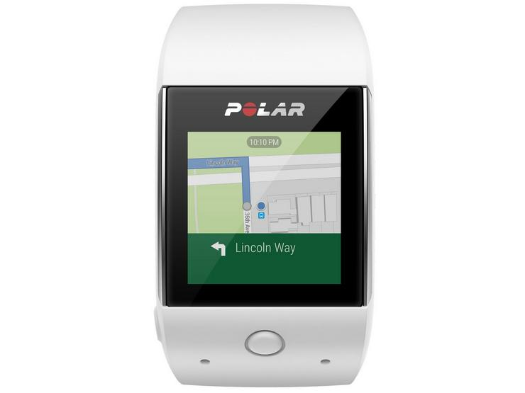 Polar M600 - Smart Watch with Heart Rate Monitor - White