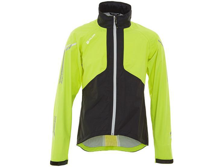 Polaris Hexon Waterproof Jacket, Yellow, S