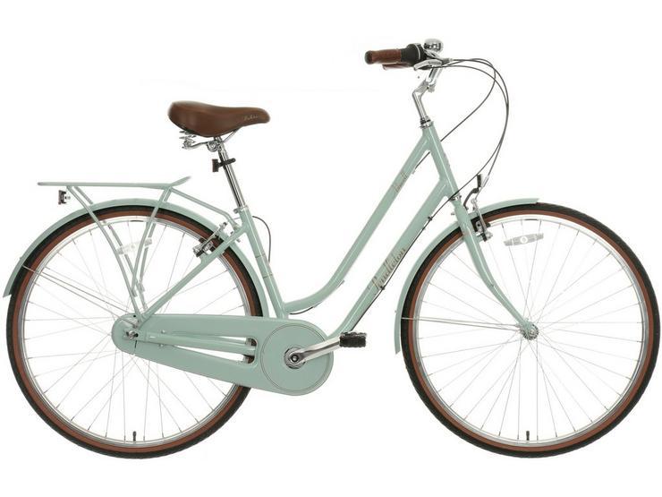 "Pendleton Ashwell Hybrid Bike - Sage - 17"", 19"" Frames"
